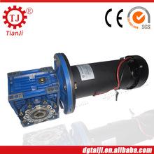 De alta precisión 24v motor de corriente continua, motor eléctrico dc 24v