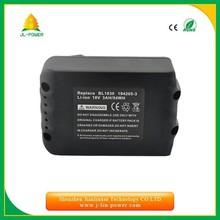 herramientas eléctricas de la batería para Makita BL1830 18v 54w 3ah batería