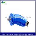 china a2f axial motor de pistón hidráulico