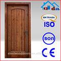 madera puerta delantera
