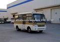Ciudad SHACMAN mini bus bus en venta