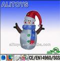 Ali Nuevo diseño de muñeco de nieve inflable navidad