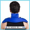 promoción reutilizables fría y caliente pack para el hombro