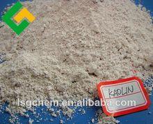 Fuente de la fábrica directamente de la materia prima 1332-58-7 cas de arcilla de china