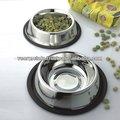 Perro bowl/pet platos/feederers y bebederos/comederos