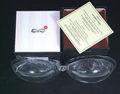 caliente venta de alta calidad transparente de silicona sujetador