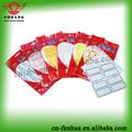 Decoración etiqueta, etiqueta de dibujos animados, pegatinas de pared de china papel adhesivo