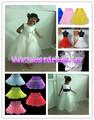 beatdress de encaje de tul niña vestido de flores de la boda de pascua junior de dama de honor el bautismo girl tutu vestido