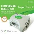 El asma de pistón nebulizador compresor nebulizador sy-n8001