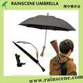 Plus récent 2013 personnalisée. pistolet. parapluie en forme de couteau