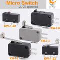 Interruptor de pequeñas, micro interruptor, interruptor en miniatura