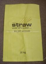 2014 Alibaba envases reutilizables bolsa de plástico de alta calidad tejidas bolsas de cemento de polipropileno
