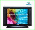 de electrónica de consumo más reciente diseño full hd pequeñas de color crt tv QG6825