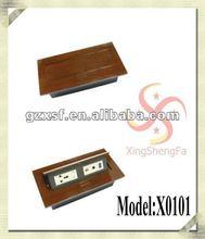 oculta de mesa de alimentación con toma de poder de guangzhou x0101