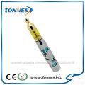 2014 el lanzamiento de nuevos cigarrillo electrónico s2000 hallow diseño dubai cigarrillo electrónico precios