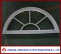 PVC ventanas de arco barato