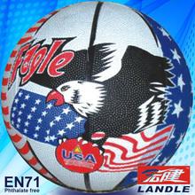 colorido baloncesto