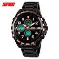 de alta calidad de aleación de relojes de negocios de los hombres