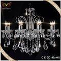 decoración colgante de cristal moderna lámpara de araña de plástico partes