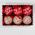 venta al por mayor bola de papel de navidad decoración