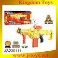Nuevos productos pistolas de juguetes, eléctrica de bala suave pistola de juguete para la venta