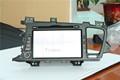 Pura 4.22 android pantalla capacitiva para kia optima k5 2011-2012 coche reproductor de dvd
