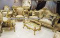 francês conjunto de sofá clássico