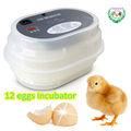 Jn12 mini ovo incubadora/12 ovos