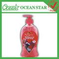 300ml jabón líquido para manos msds