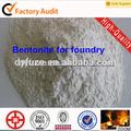 metalúrgica de bentonita