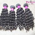 Venda de camadas duplas Hot cabelo brasileiro virgem, grande estoque, bom preço