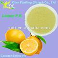 100% fresco natural de jugo de limón en polvo