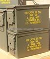 caixa de munição M2A1