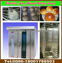 panadería rotatorio horno de gas , electricidad , diesel