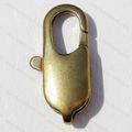 25mm laiton fermoir en métal pour le collier charmes gros