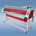 Audley rollo a rollo de película fría máquinas de laminación adl-1600c