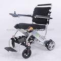 Ligera silla de ruedas eléctrica plegable