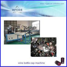 la máquina automatic de la fabricación de cápsula PVC retráctil