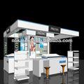 de estilo moderno acabado de hornear de cosméticos de la tienda de decoración de diseño