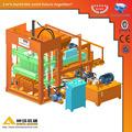 Máquina del bloque de hormigón de hueco de hormigón automático