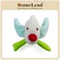 lindo colgante de peluche suave del pájaro de juguete para la diversión o la decoración