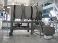 detergente em pó e máquina de mistura