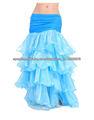 vientre falda de baile,vestido de la danza del vientre,hermosa falda de baile