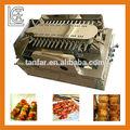 comercial elétrica rotativa churrasqueira máquina para yakitori