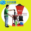 manual de bloqueio de barro do tijolo máquina de moldagem eco brava máquinas para trabalhar em casa