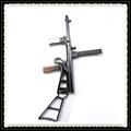 La pistola de juguete llavero, llavero creativo, llavero de aleación