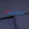 la norma nfpa 2112 320 gsm de algodón retardante de llama de tela para ropa de seguridad