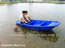 de plástico de barco de pesca