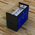 de alta calidad de diseño moderno de muebles para tienda de móviles