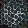 q345 china grande diâmetro do tubo de aço galvanizado